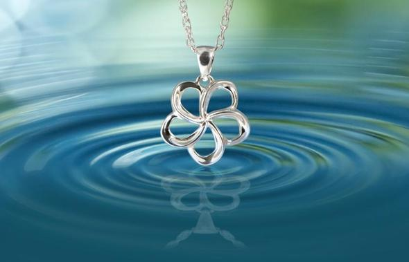 Free Plumeria Necklace with Purchase of $150 or more