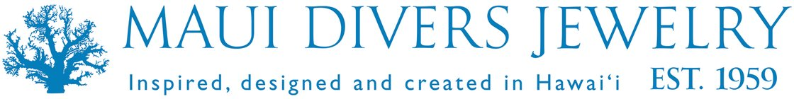 Maui Divers Jewelry Logo