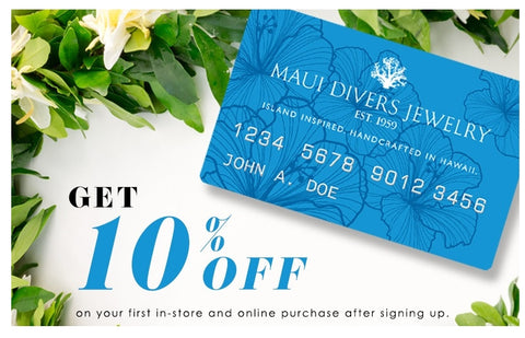 Maui Divers Credit Card