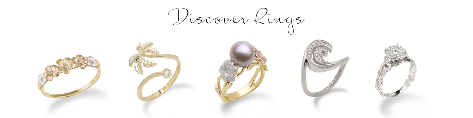 Discover Rings
