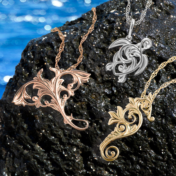 Maui Divers Jewelry Living Heirloom Collection