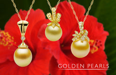 South Sea Golden Pearls
