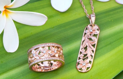 Mother's Day Hawaiian Heirloom Jewelry