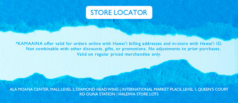 Maui Divers Jewelry store locator