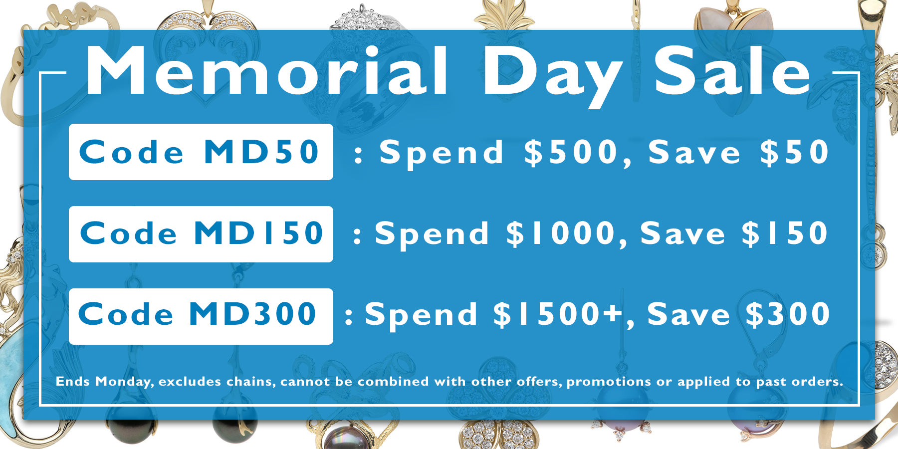 Memorial Day Sale Promotion