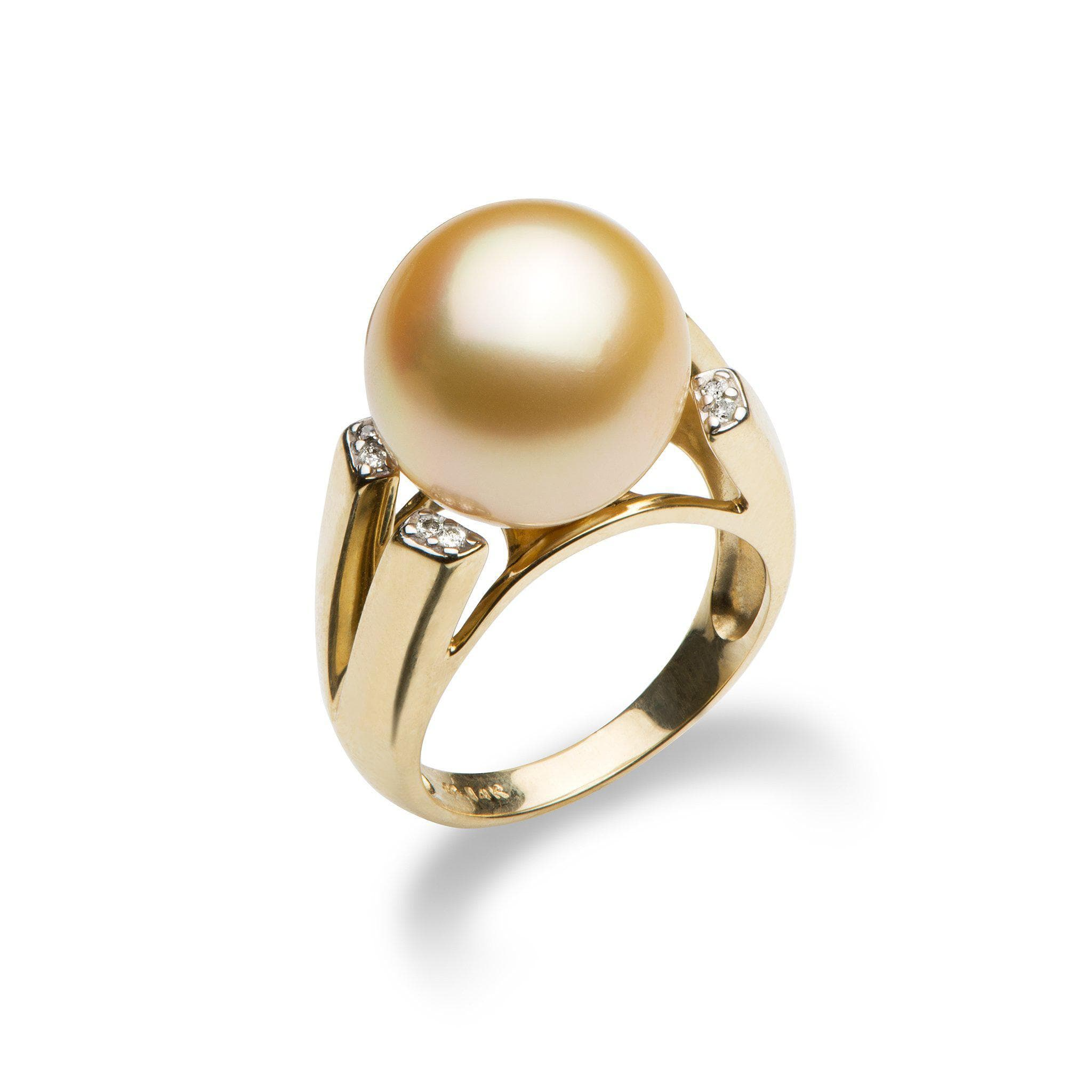 Maui Divers Pearl Rings