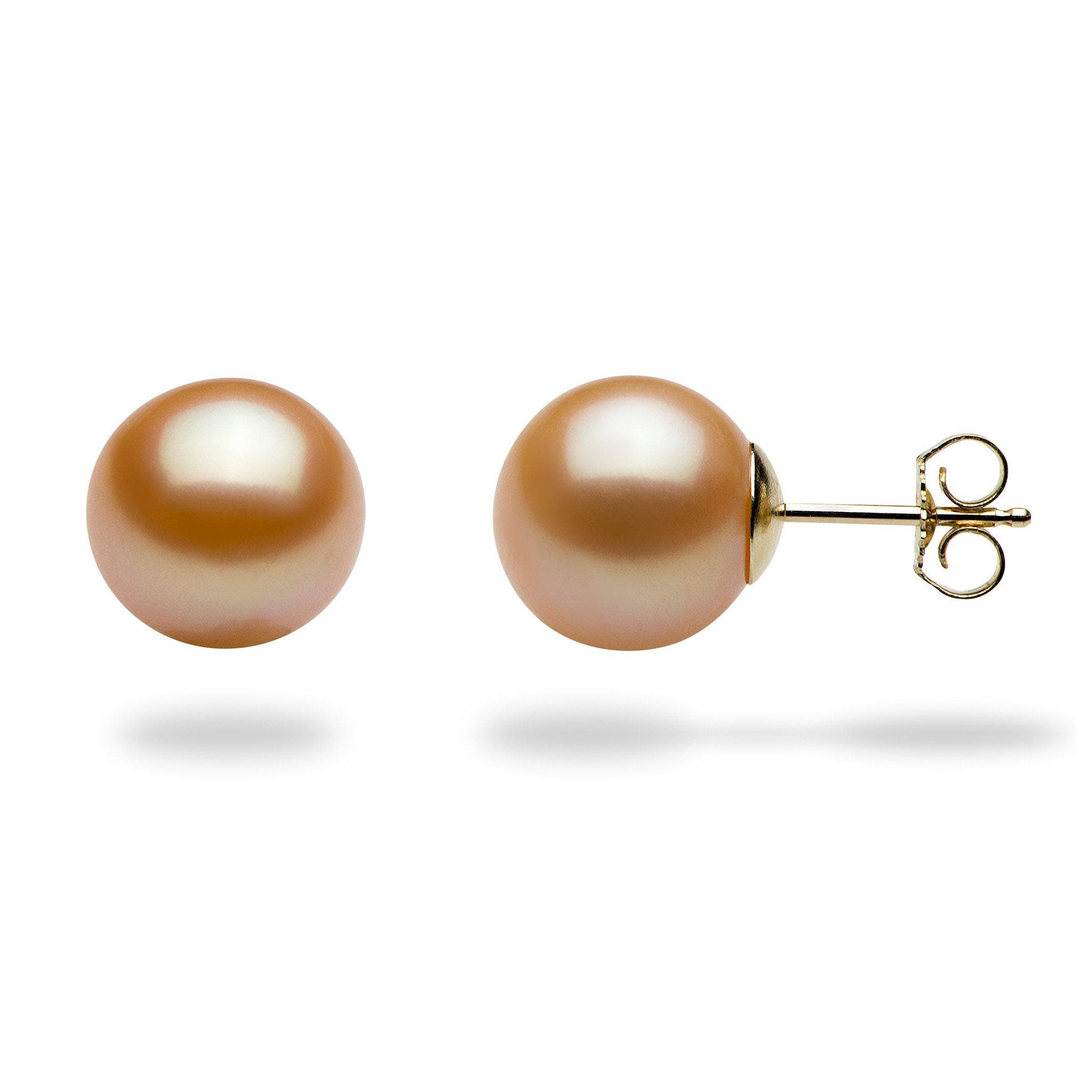 online island jewelry tahitian gold white collections handmade shop stud real pearls earrings hawaii in pearl black