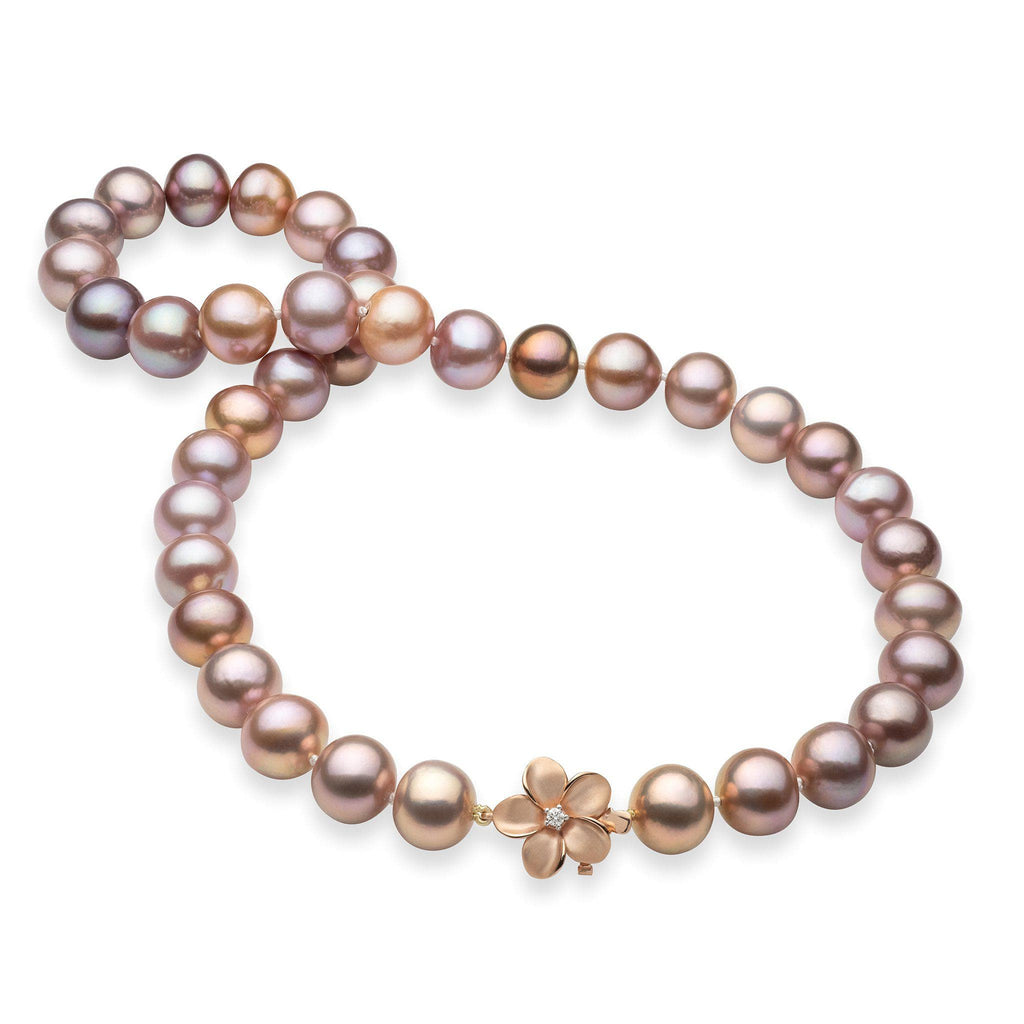 Mixed pearl strand