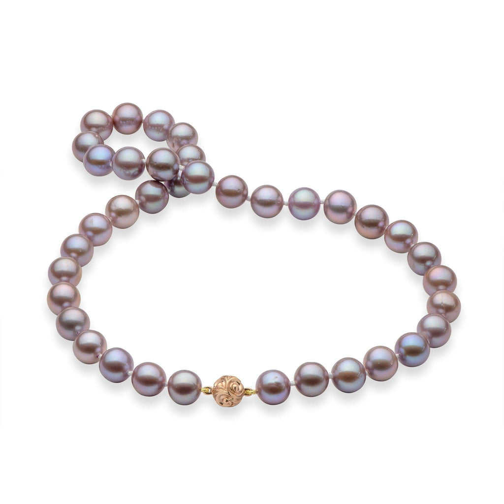 Purple pearl strand