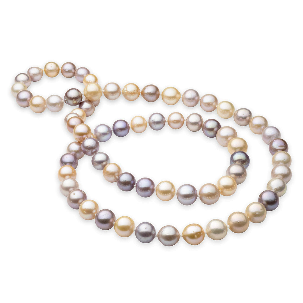 "35-36"" Multi-Color Freshwater Pearl Strand (10-15mm) - Maui Divers Jewelry"