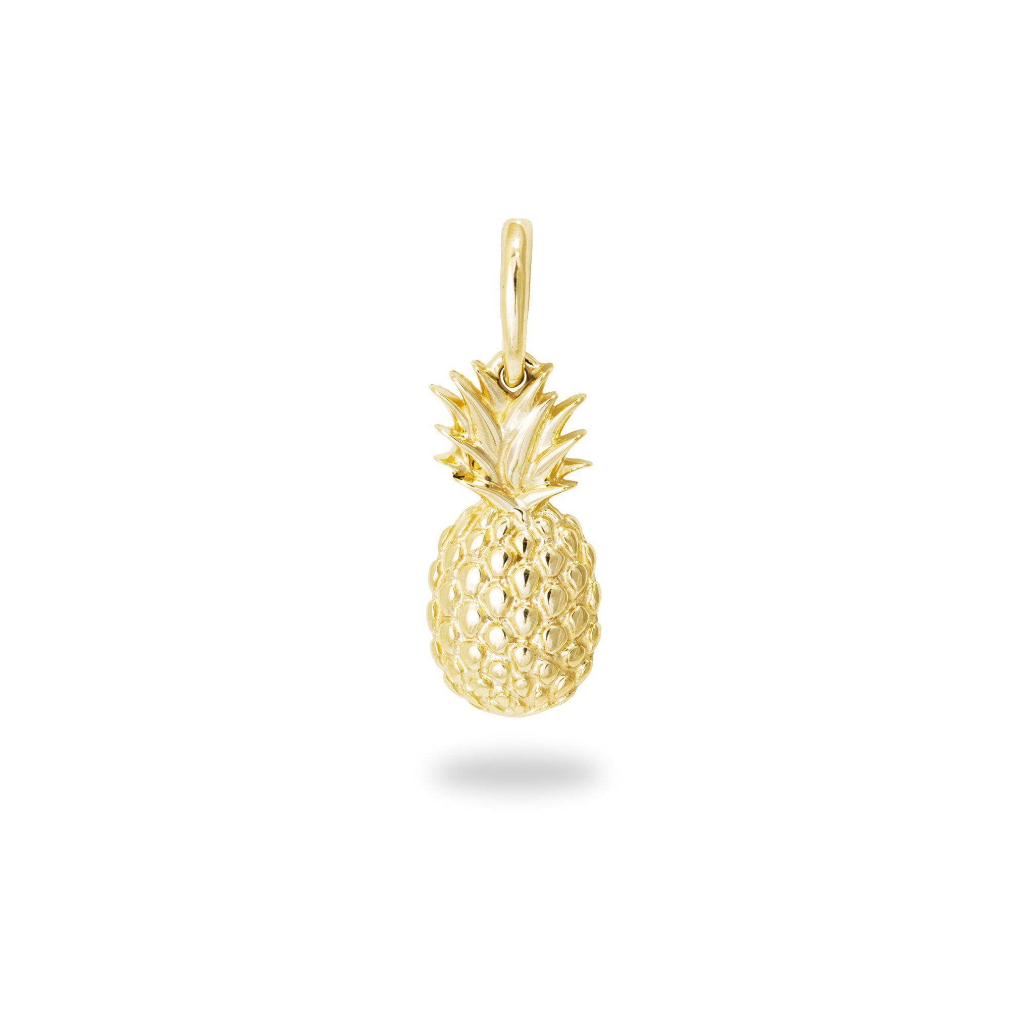 aloha dainty pineapple products necklace image