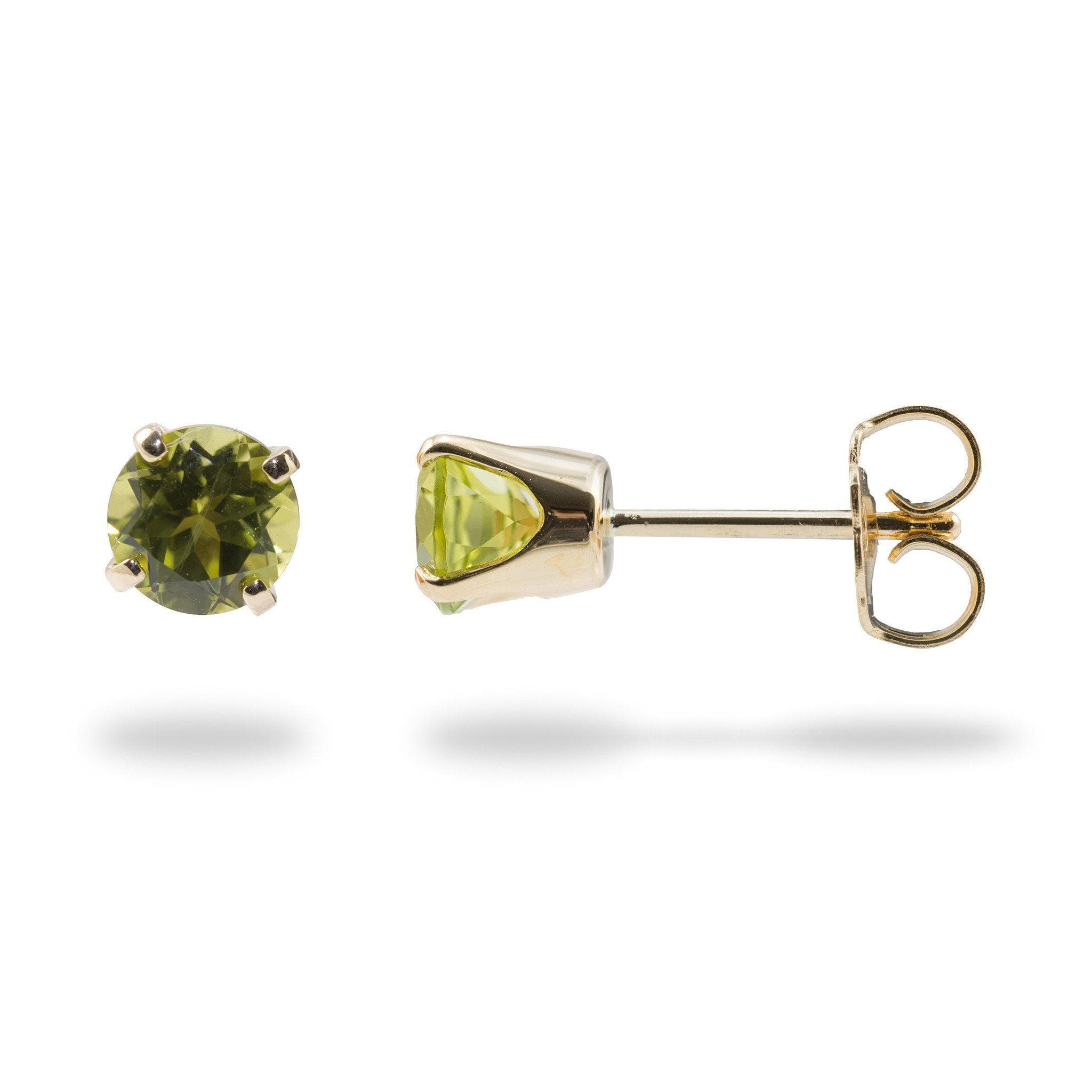 jewelry gabriella faceted tiny insp shop peridot august earrings kiss