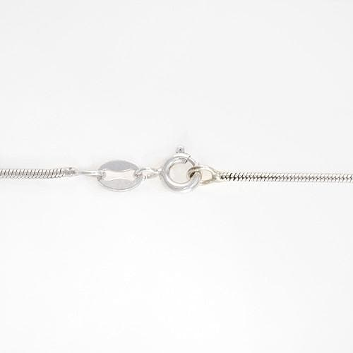 Sterling Silver Fresh Water Pearl Necklace