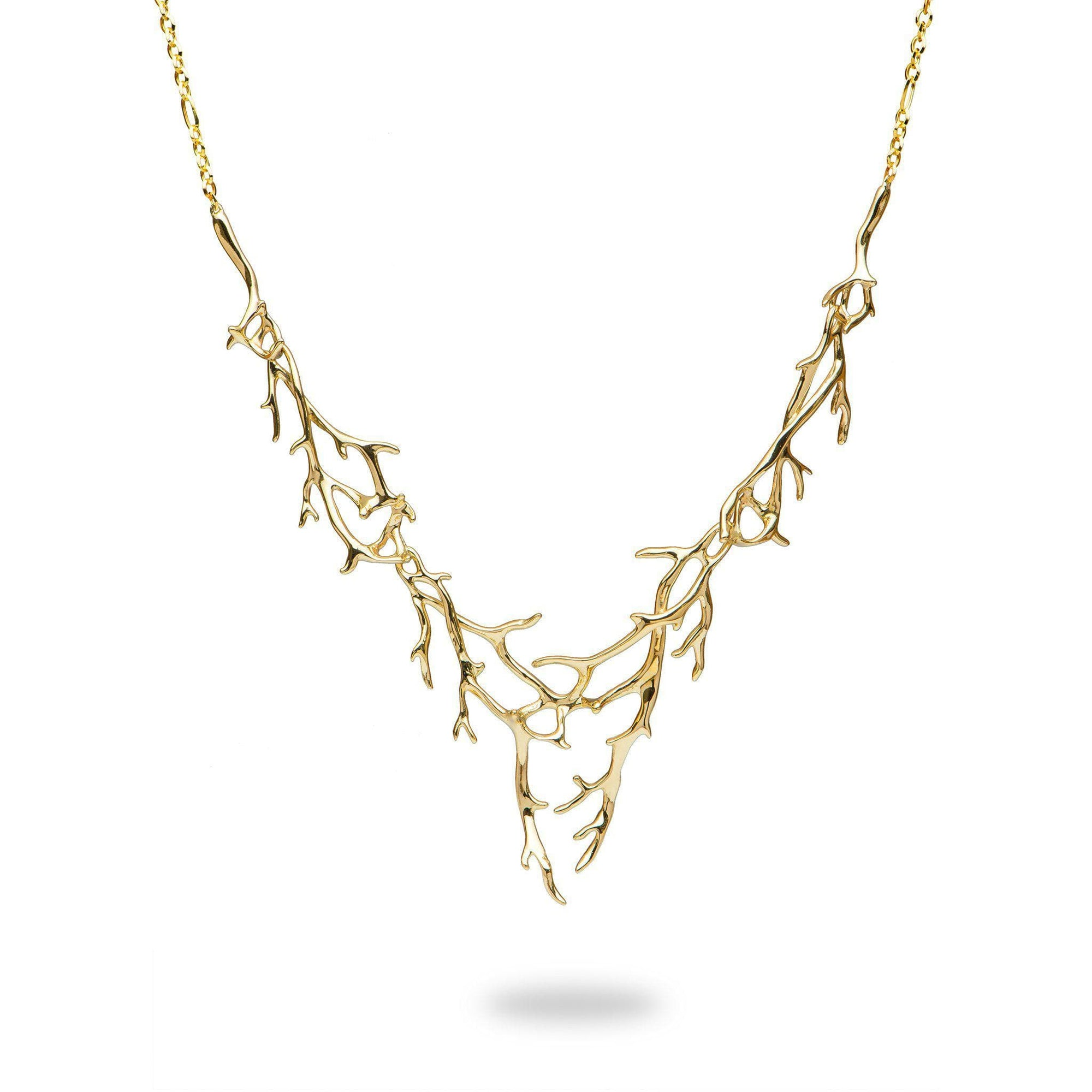 Hawaiian Heritage Necklace in Gold-[SKU]