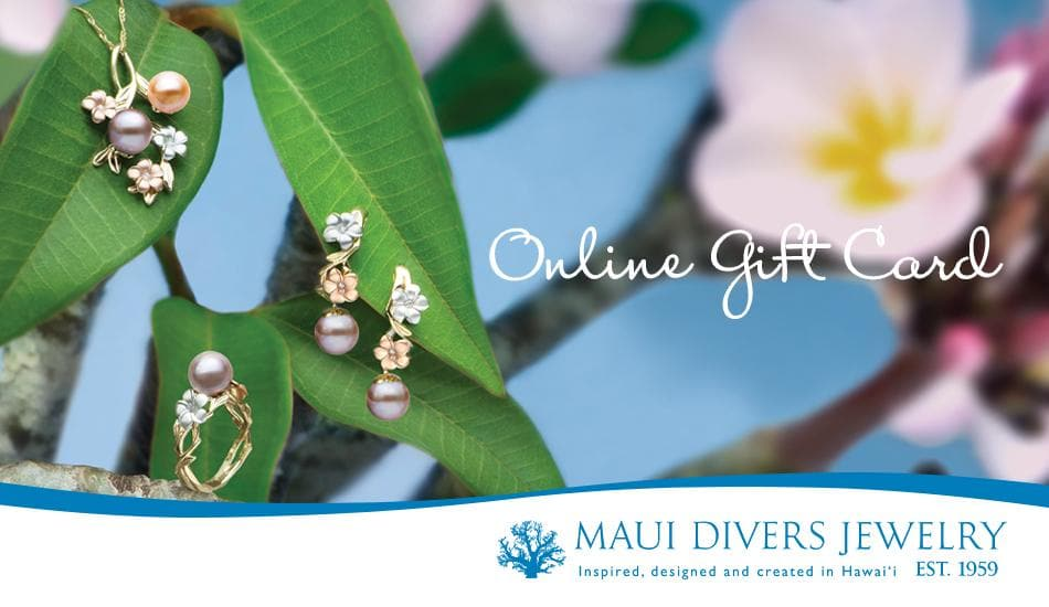Maui Divers Jewelry Online Gift Card-Test - Maui Divers Jewelry