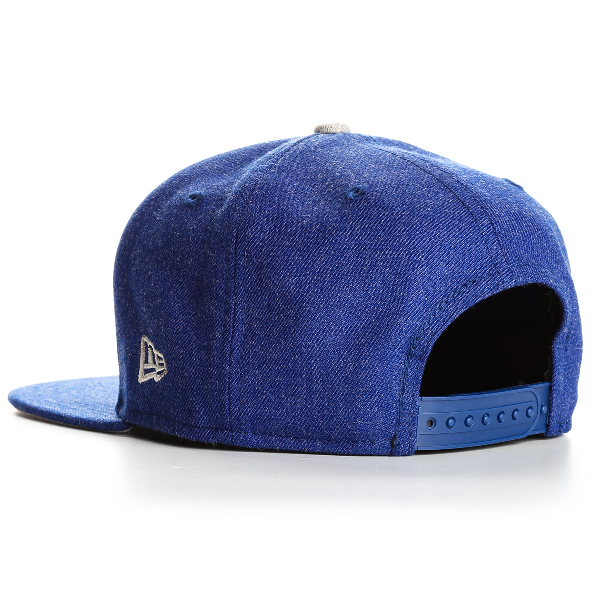 check out 2898f e2df3 New Era 9Fifty Heather Hype Snapback Los Angeles Dodgers D Logo - Heather  Blue