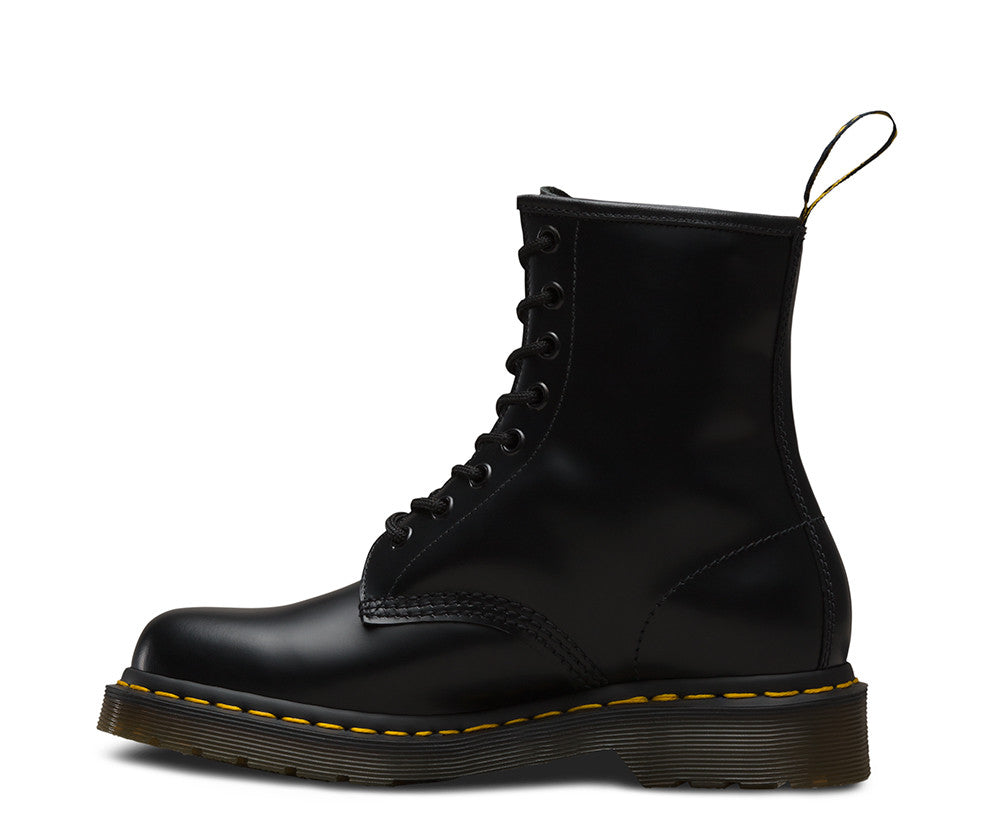 51b7003d5abbe Dr Martens Women s 1460 Smooth Boot - Black Smooth - New Star