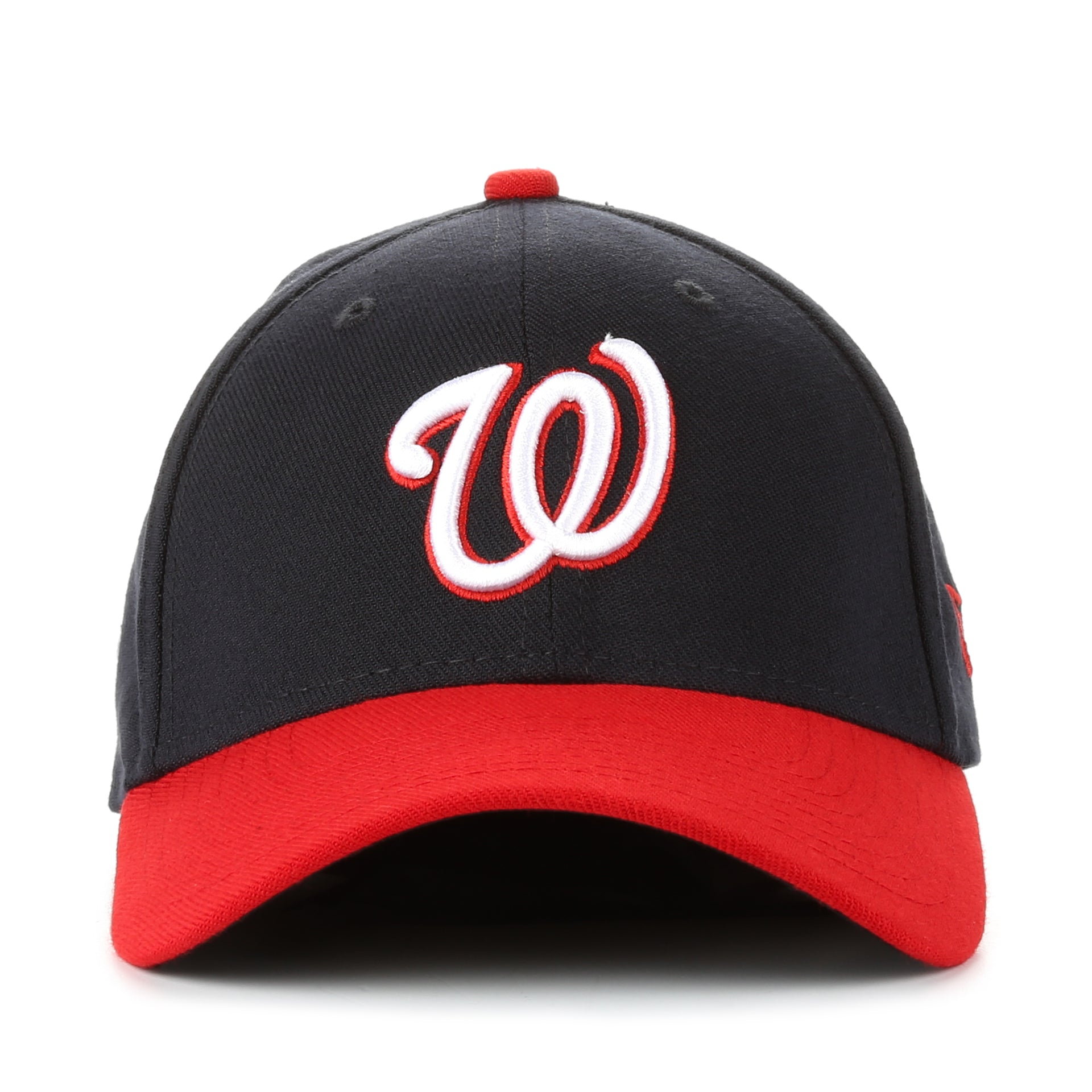 61d0218f ... clearance new era 39thirty team classic stretch fit cap washington  nationals navy f7784 00f7c