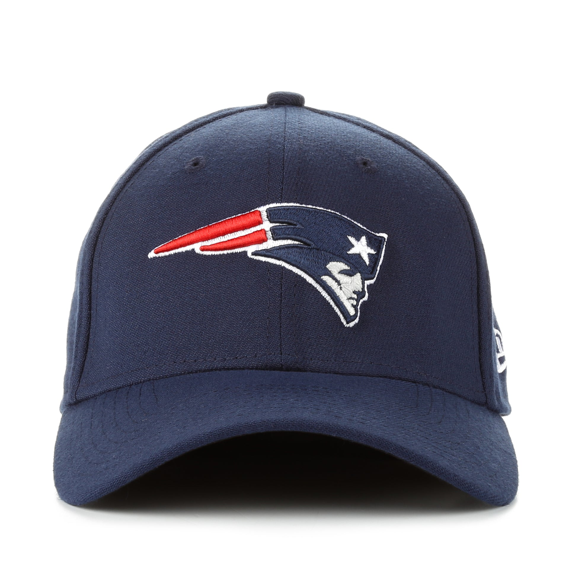 01309cbcbbd New Era 39Thirty Team Classic Stretch Fit Cap - New England Patriots Navy