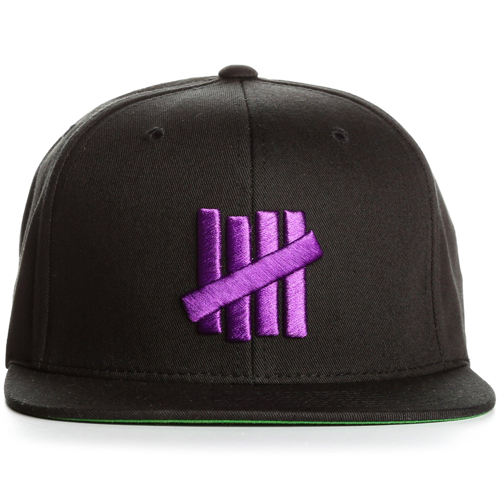 a11f72bd6c3 Undefeated 5 Strike Snapback - Black - New Star