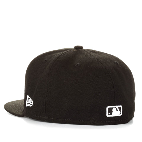 New Era 59Fifty MLB Basic Fitted Cap - Los Angeles Dodgers/Black