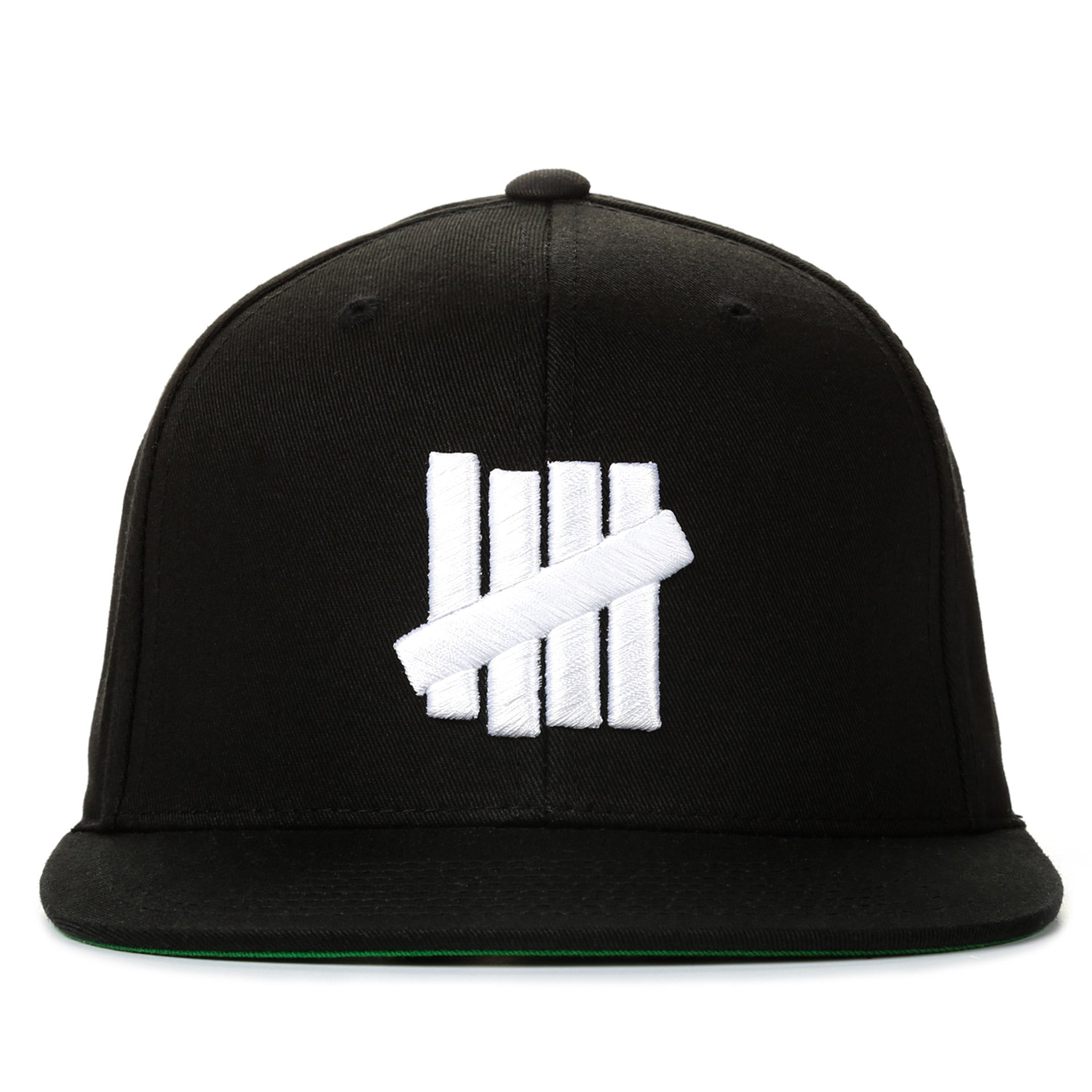 55570dd5fe097 Undefeated 5 Strike Snapback - Black - New Star
