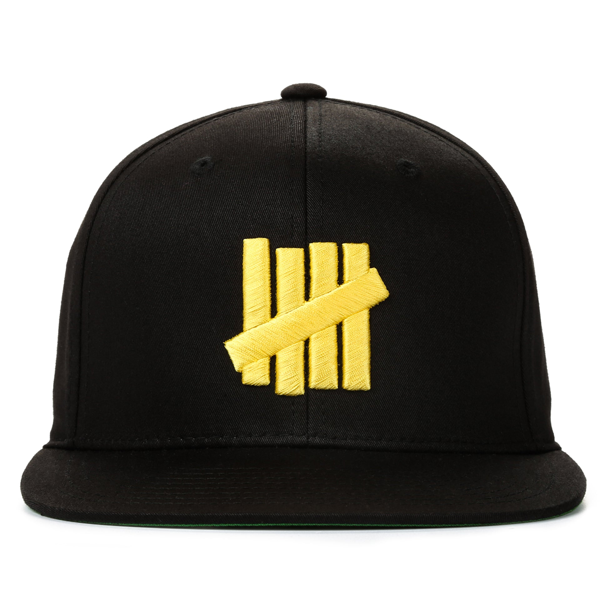 2d77a68c where to buy undefeated 5 strike snapback black yellow 03839 5ad67