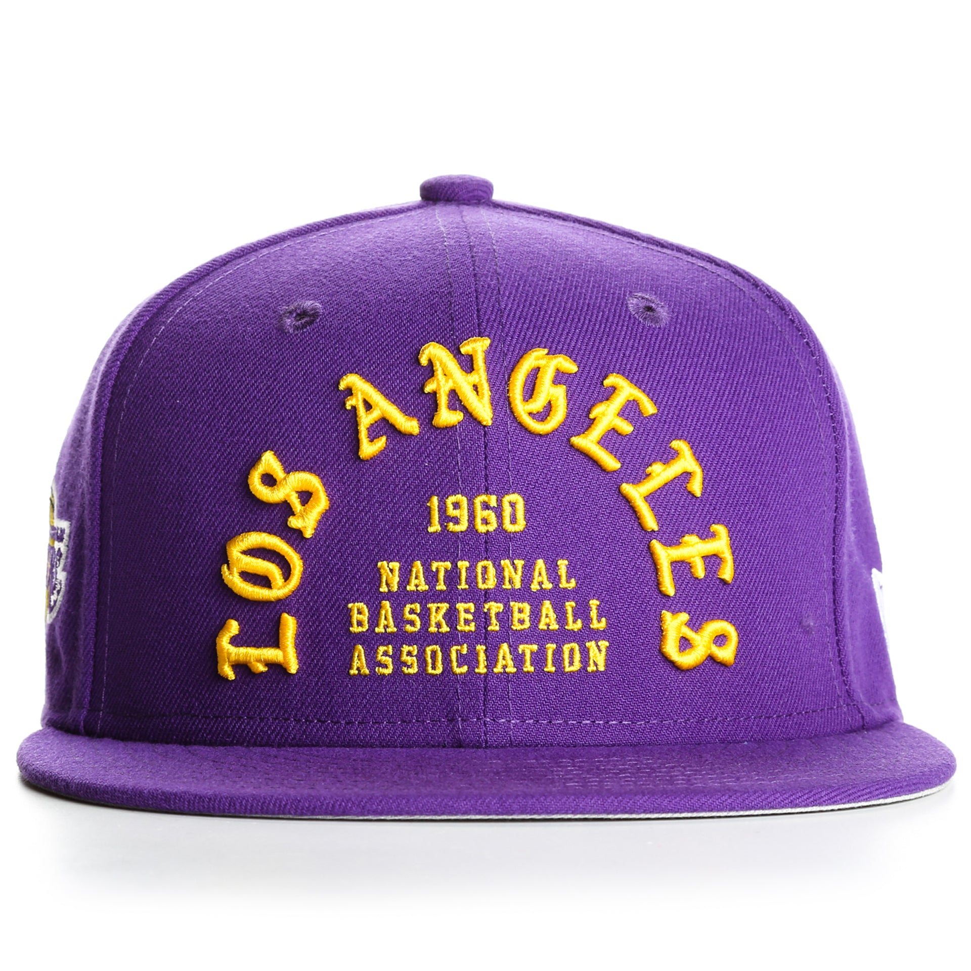 c95be177dc2 New Era 9Fifty Team Deluxe Snapback Los Angeles Lakers - Purple ...