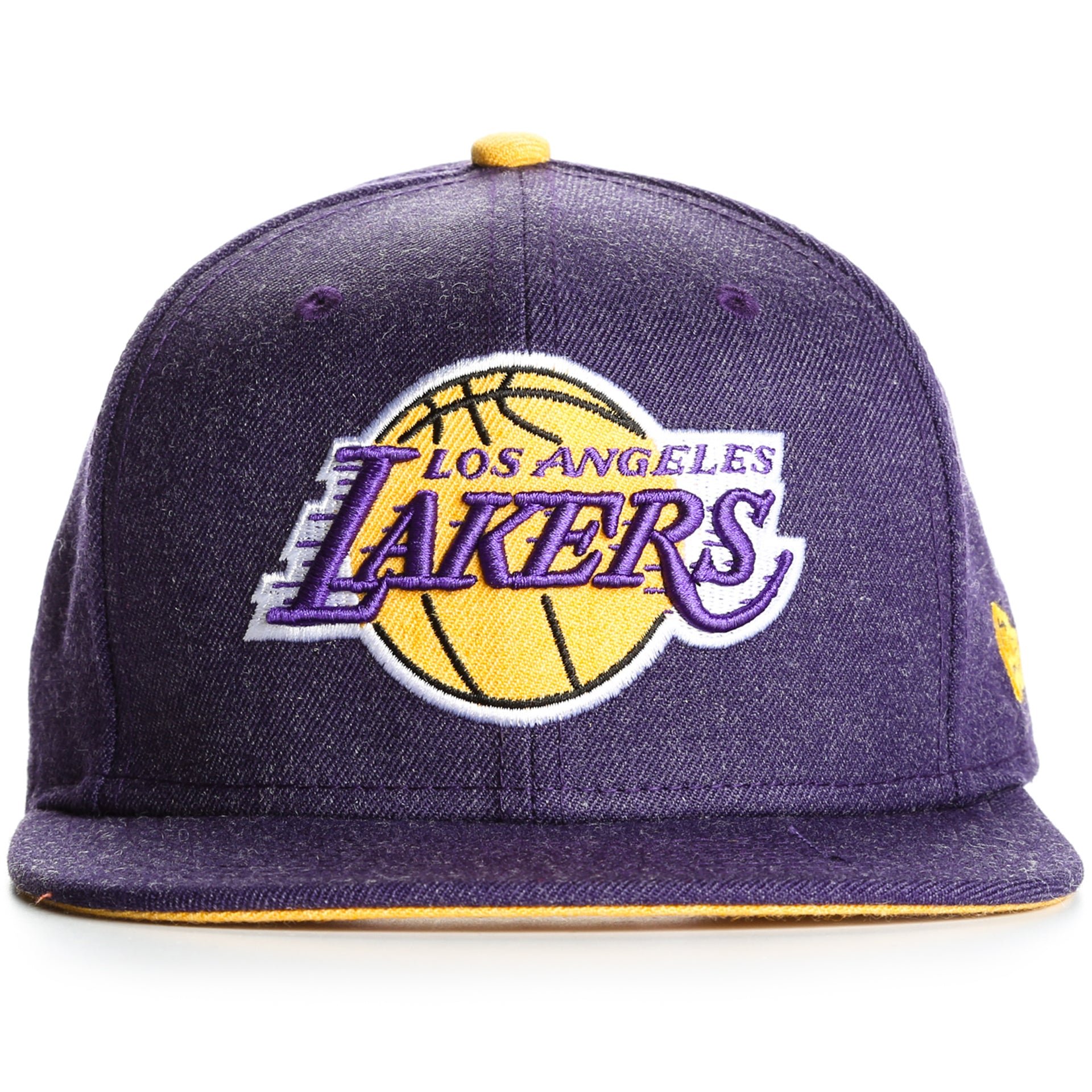 best cheap d9a84 80a10 New Era 9Fifty Los Angeles Lakers Heather Hype Snapback - Purple Heather