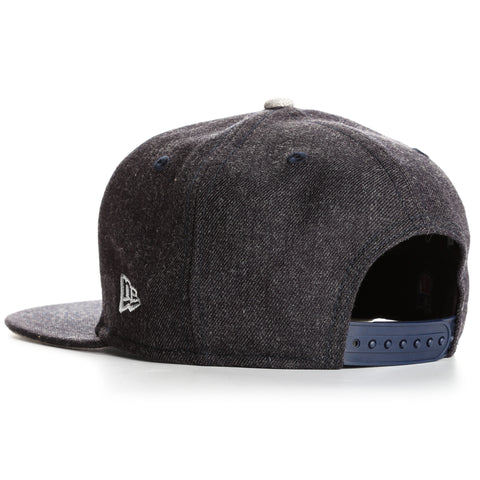 New Era 9Fifty Los Angeles Rams  Heather Hype Snapback - Charcoal Heather