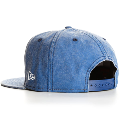 New Era 9Fifty Rugged HUE Los Angeles Dodgers Snapback - Blue