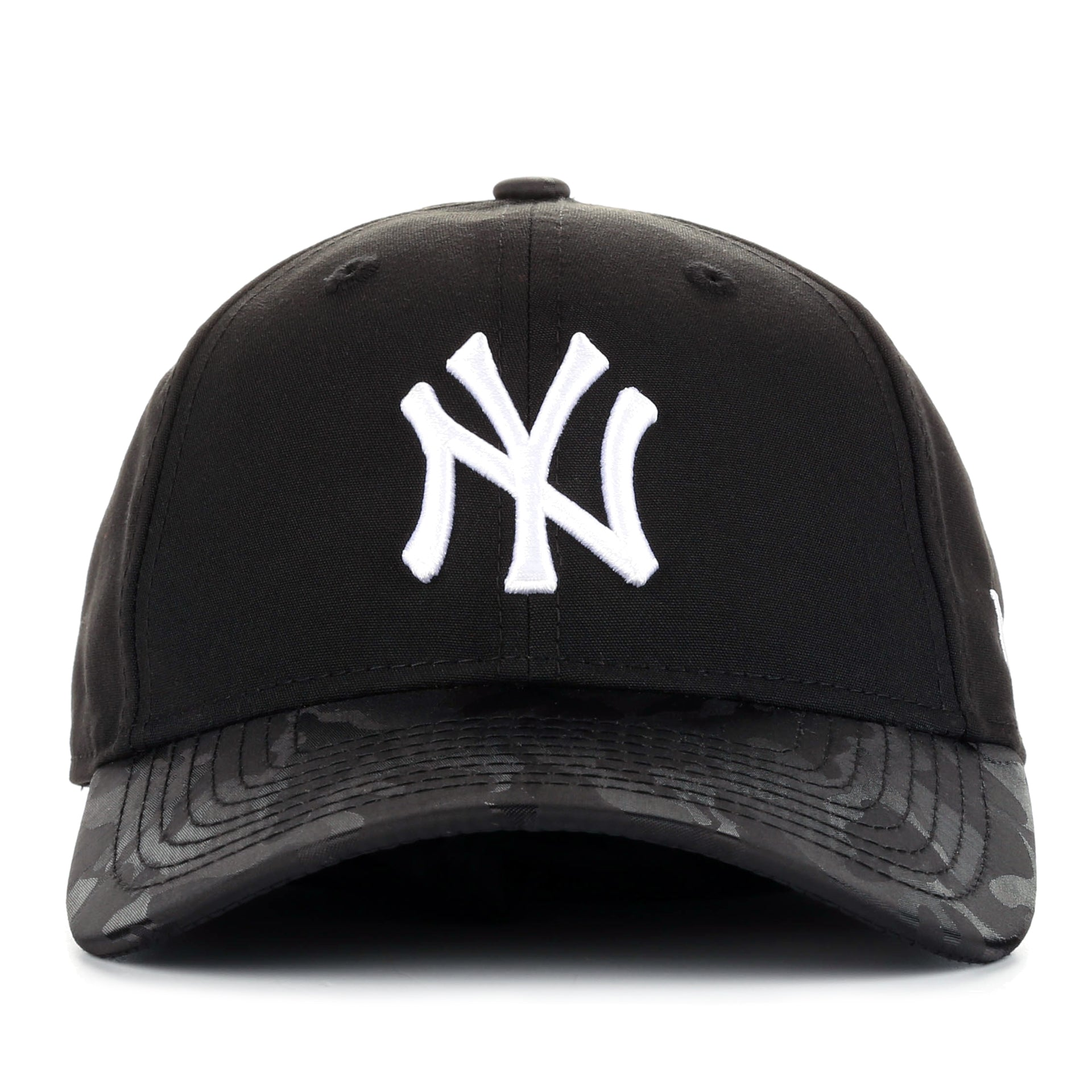 New Era 9Twenty Camo Shade Cap - New York Yankees Black - New Star 6d1c1d22e93