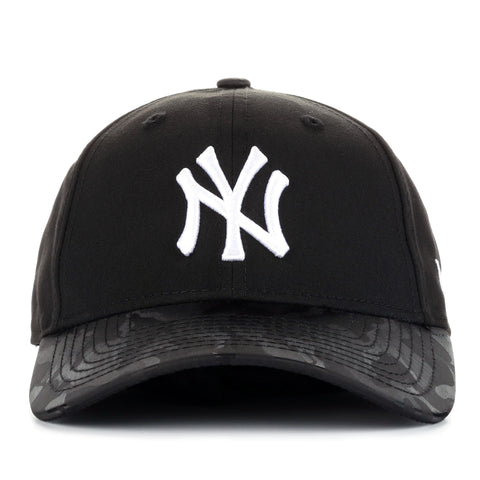 New Era 9Twenty Camo Shade Cap - New York Yankees/Black