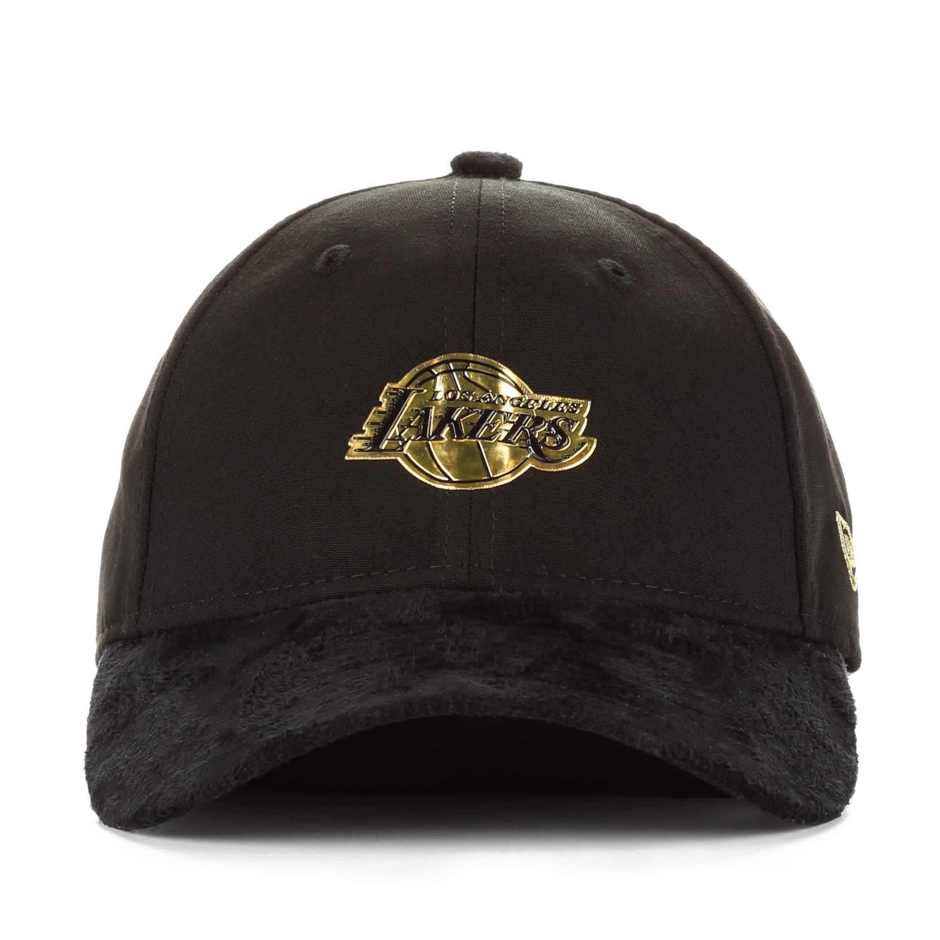 New Era 9Twenty NBA On Court Cap - Los Angeles Lakers Black - New Star 239dcfe73