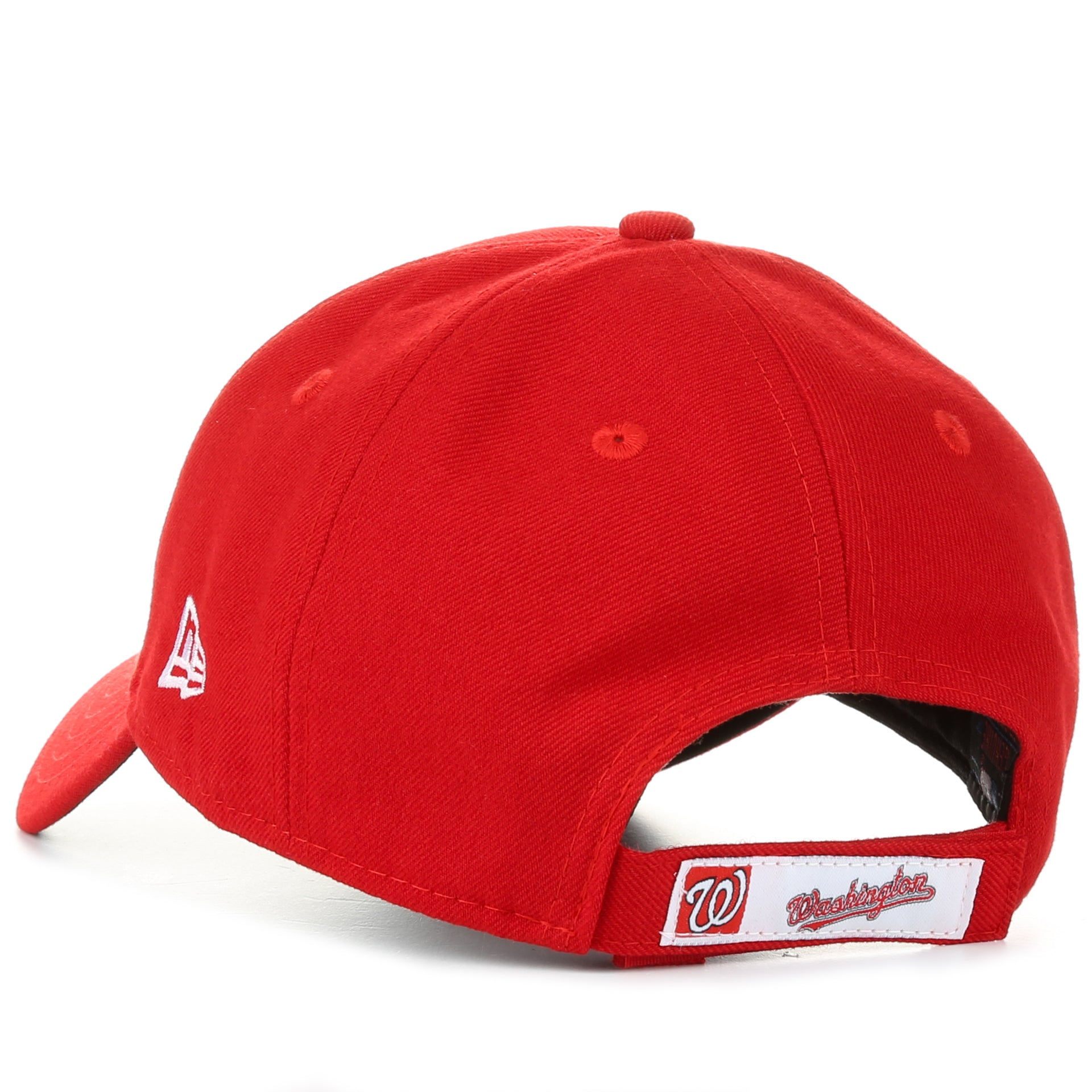 outlet store 2831f 10b62 ... where to buy new era 9forty the league game cap washington nationals red  a5a57 27f53