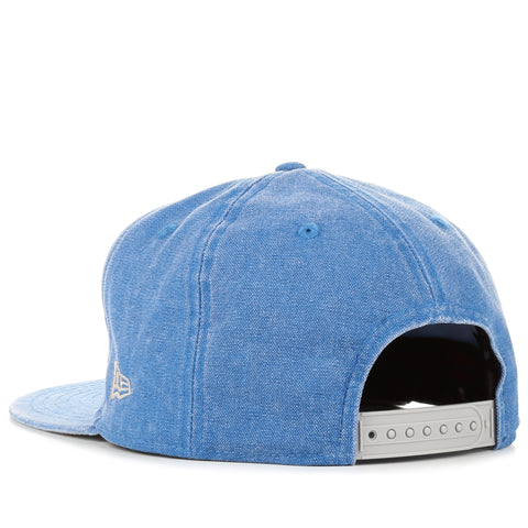 New Era 9Fifty Washed Over Snapback - Los Angeles Dodgers/Light Denim