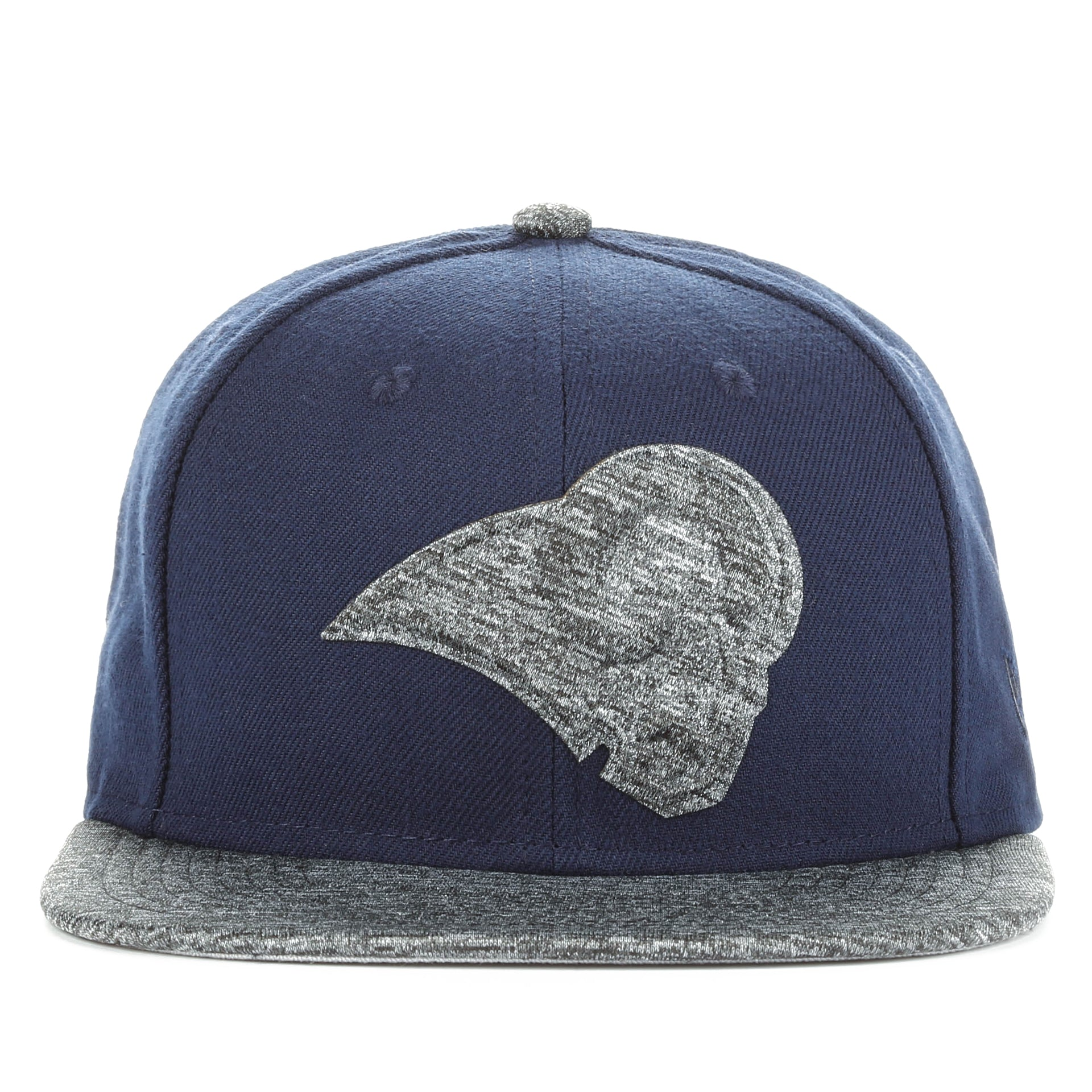 reputable site ef96f c469d New Era 9Fifty Shadow Filled Snapback - Los Angeles Rams Navy
