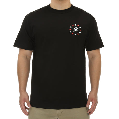 Primitive Ace Tee - Black