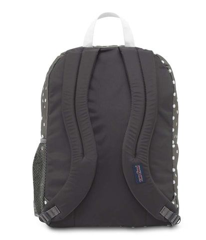 JANSPORT Big Student Backpack - Shady Grey/White Dots