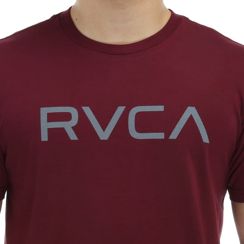 RVCA Big RVCA T-Shirt - Tawny Port