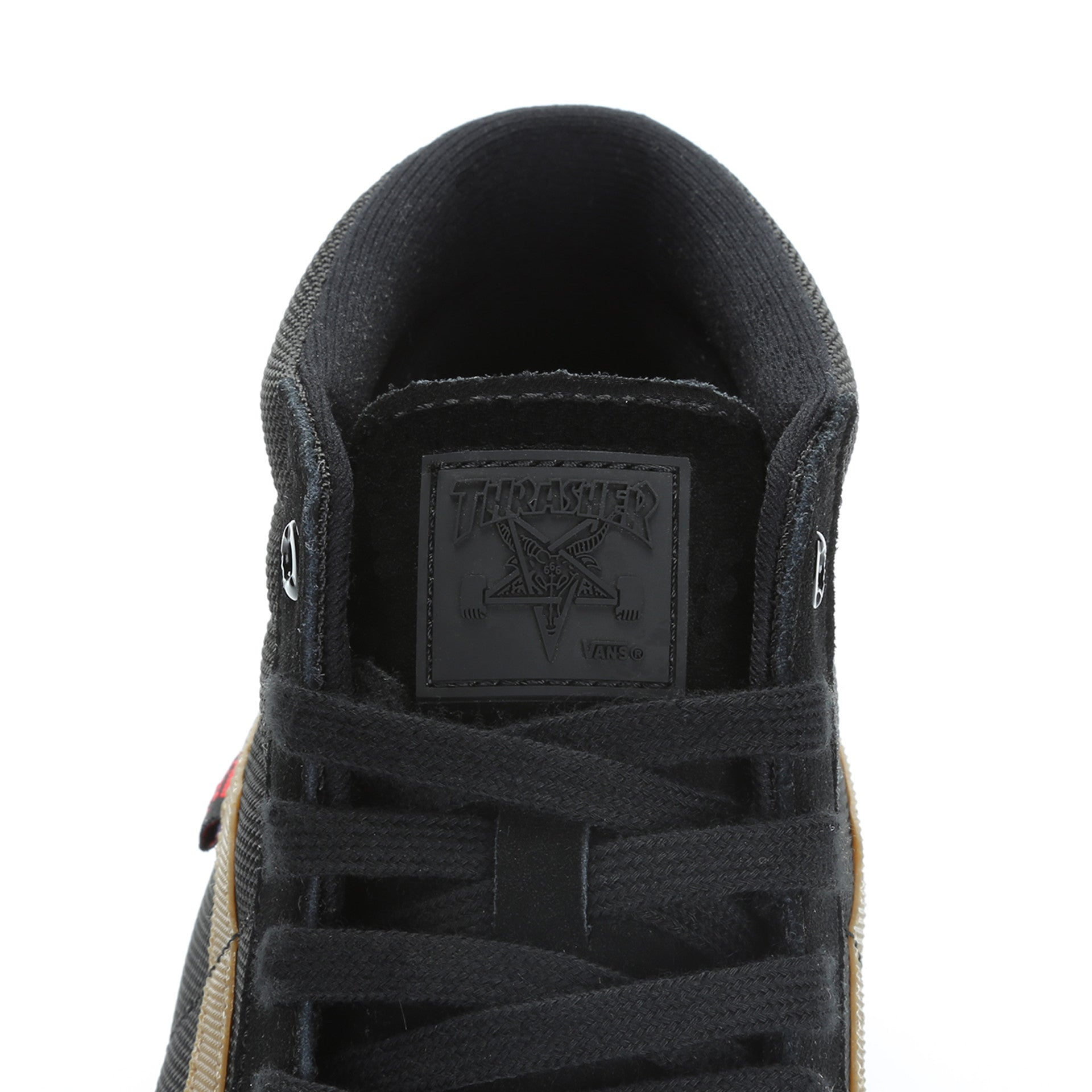 0bdd7b5bf5 Vans x Thrasher Sk8 Hi - Black Gum - New Star