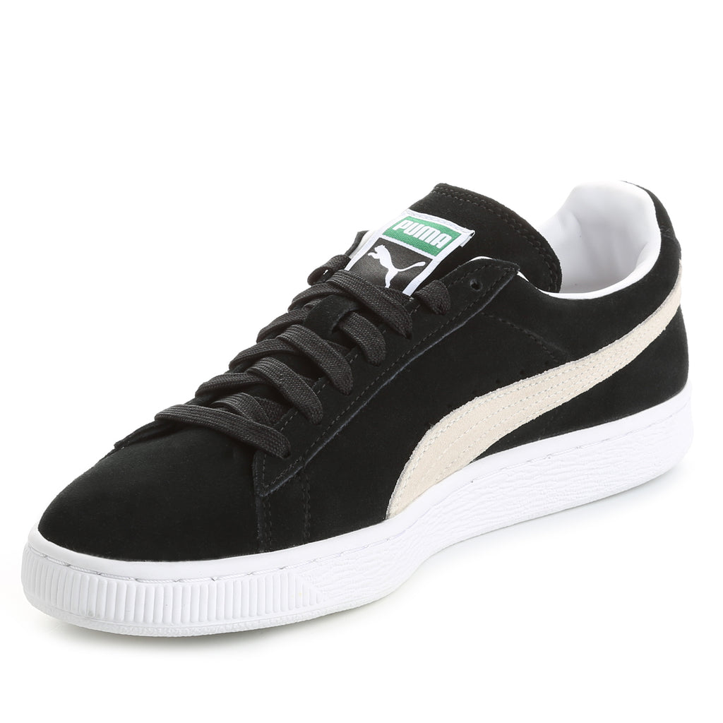the best attitude e9c28 a52ff Puma Suede Classic - Black White