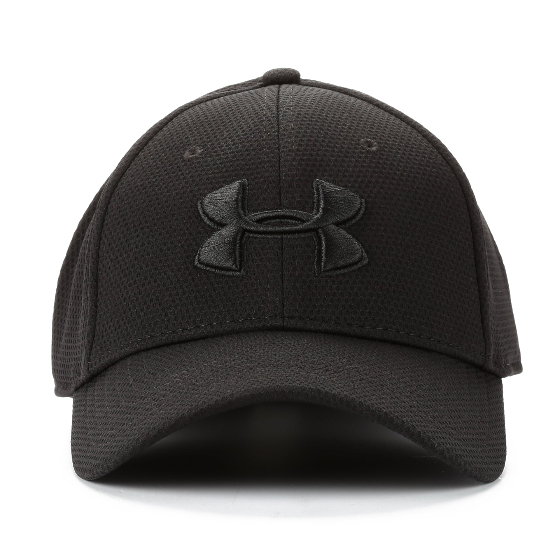 0c61a10d19f ... where to buy under armour blitzing ii stretch fit hat black black 83042  a87e8