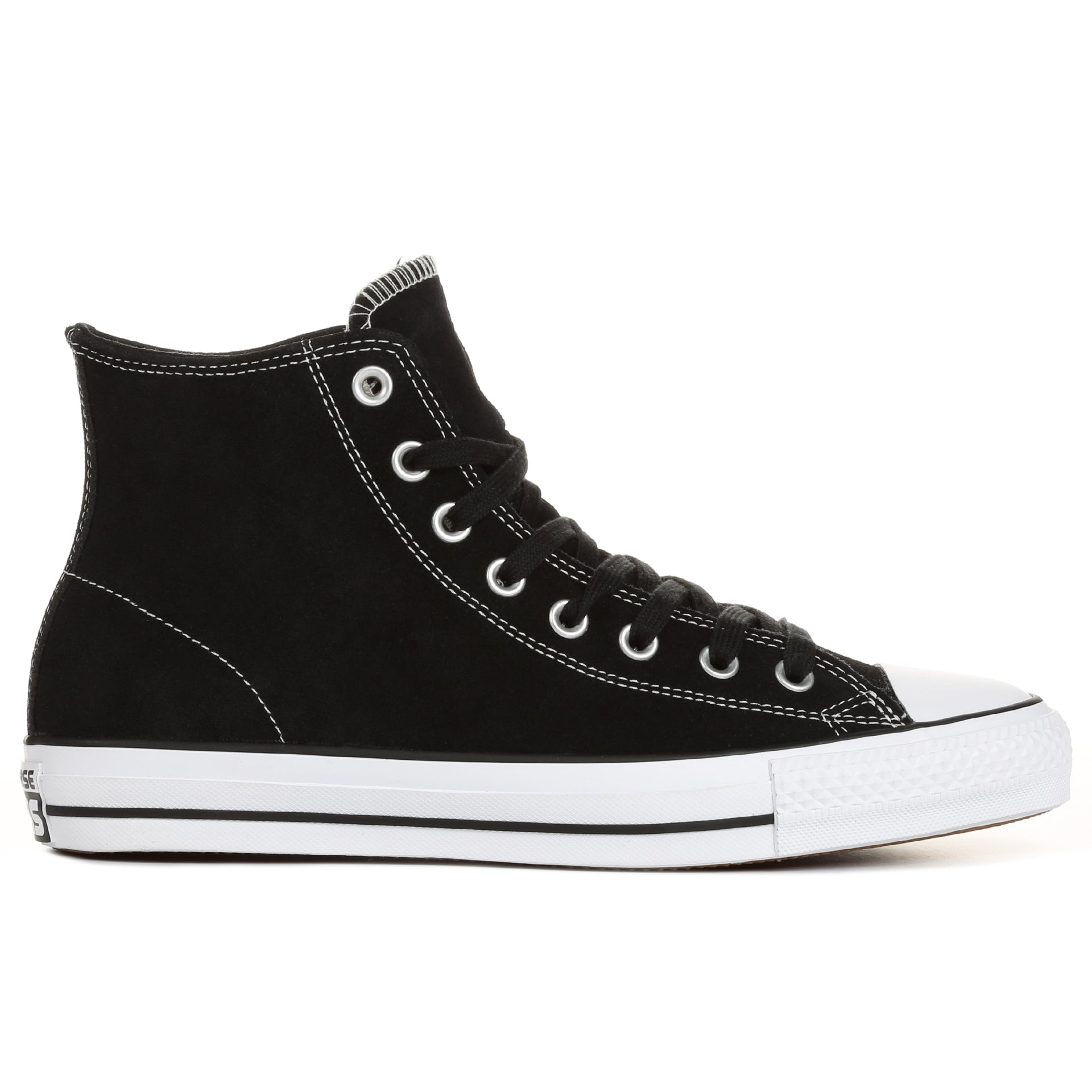 dd9d319af4ba Converse Chuck Taylor All Star Pro Suede High Top - Black White ...