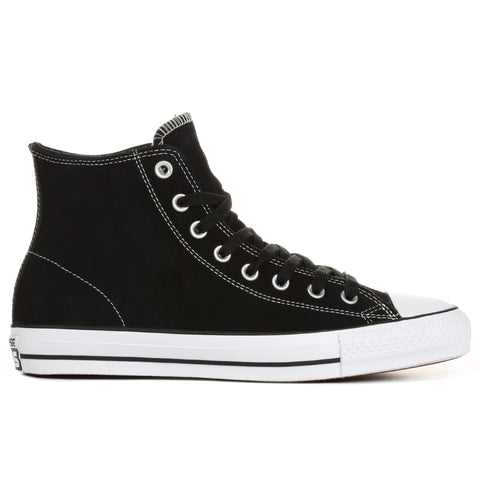 Converse Chuck Taylor All Star Pro Suede High Top - Black/White