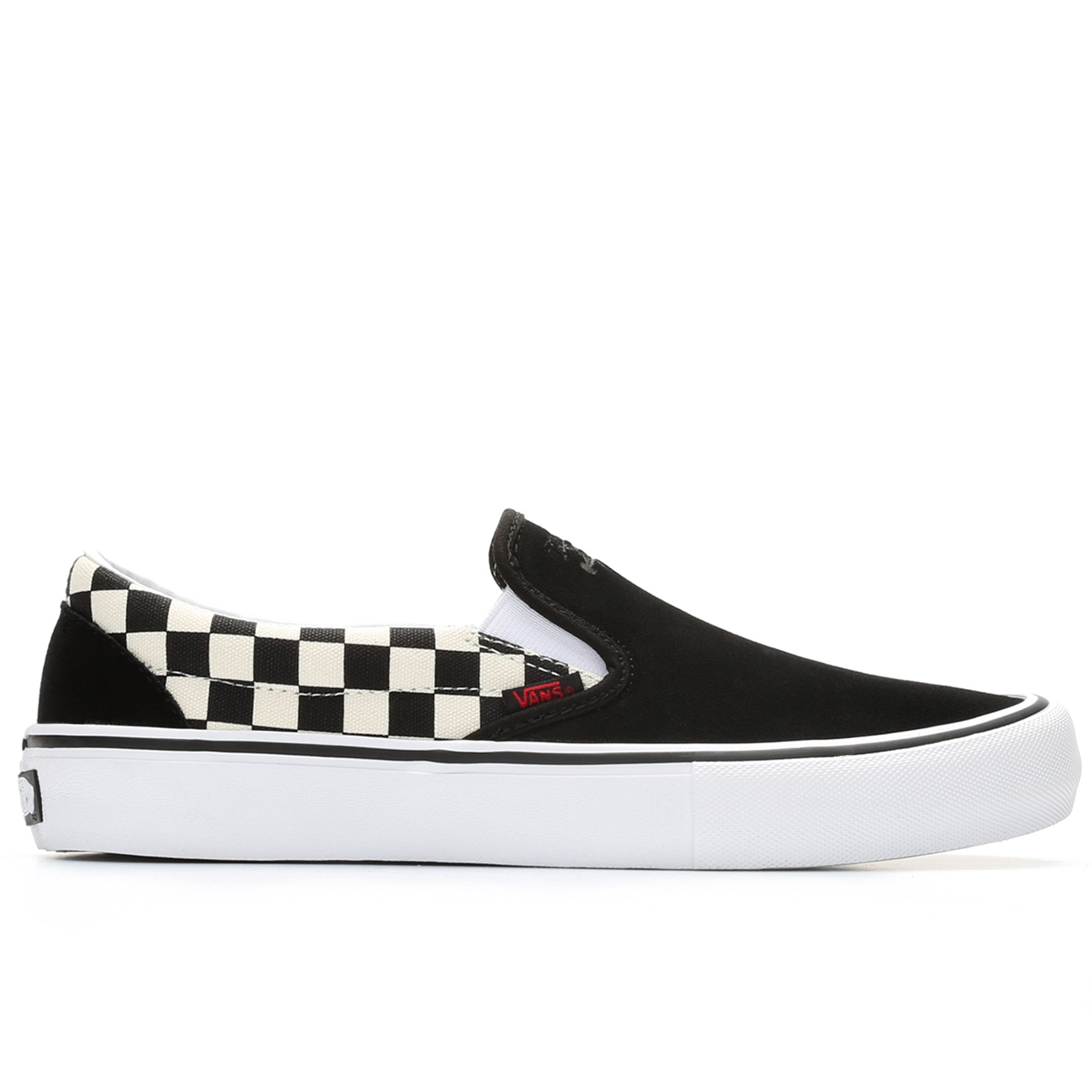 vans slip on trasher