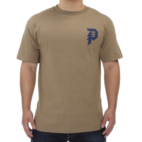 Primitive Dirty P Tee - Camel