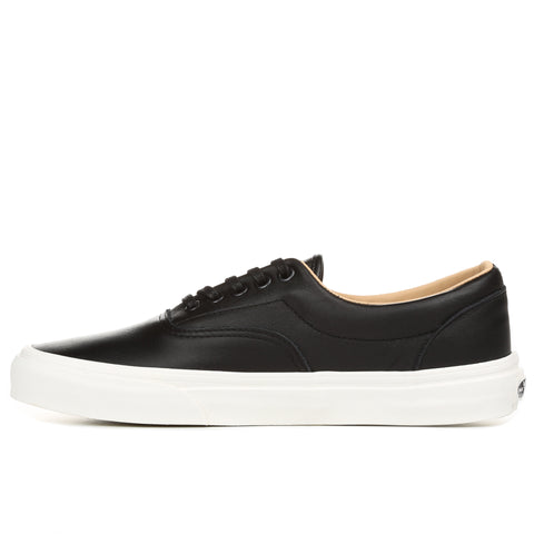 Vans Era Lux Leather - Black/Porcini