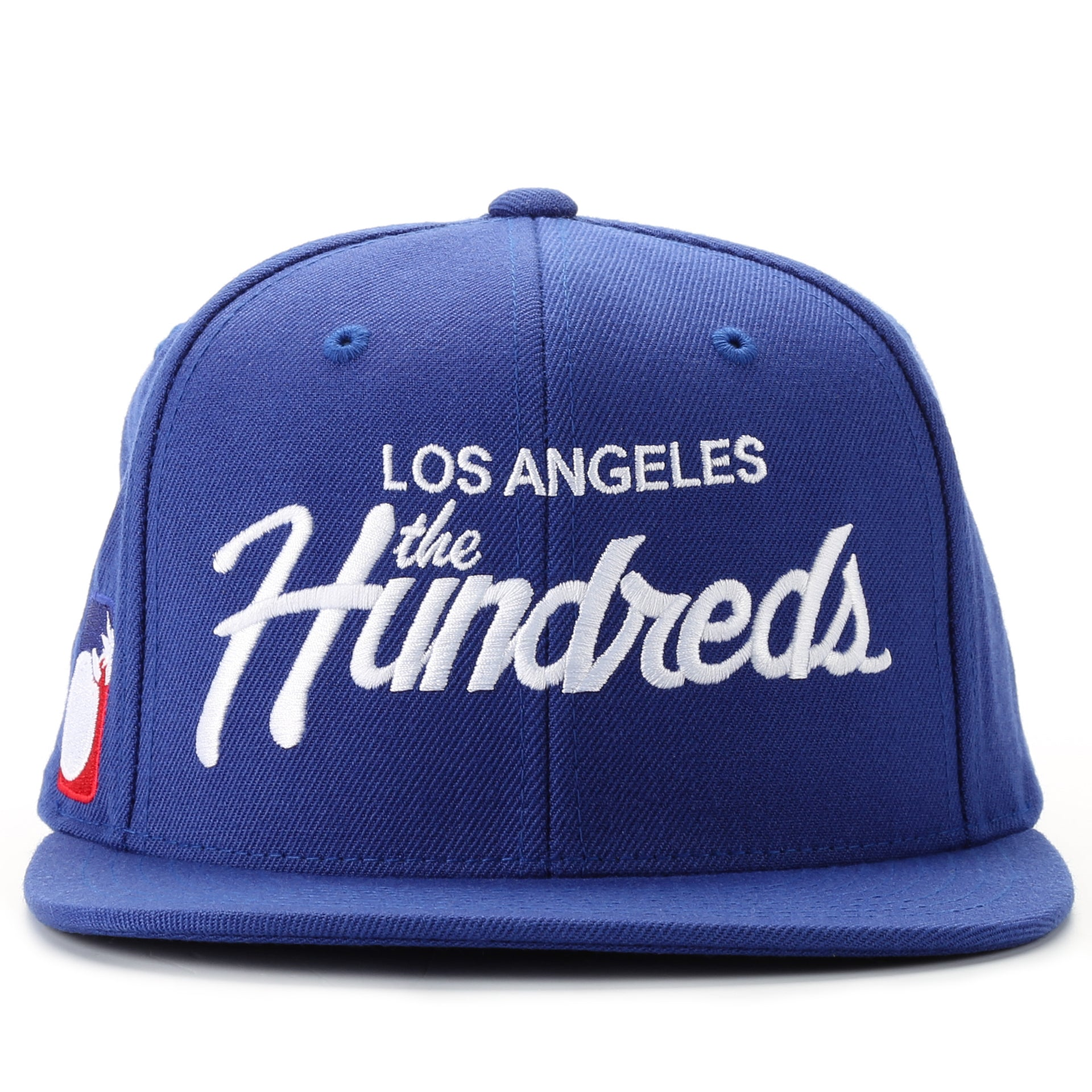 The Hundreds Forever Team Snapback - Blue - New Star eca42bfd5d58
