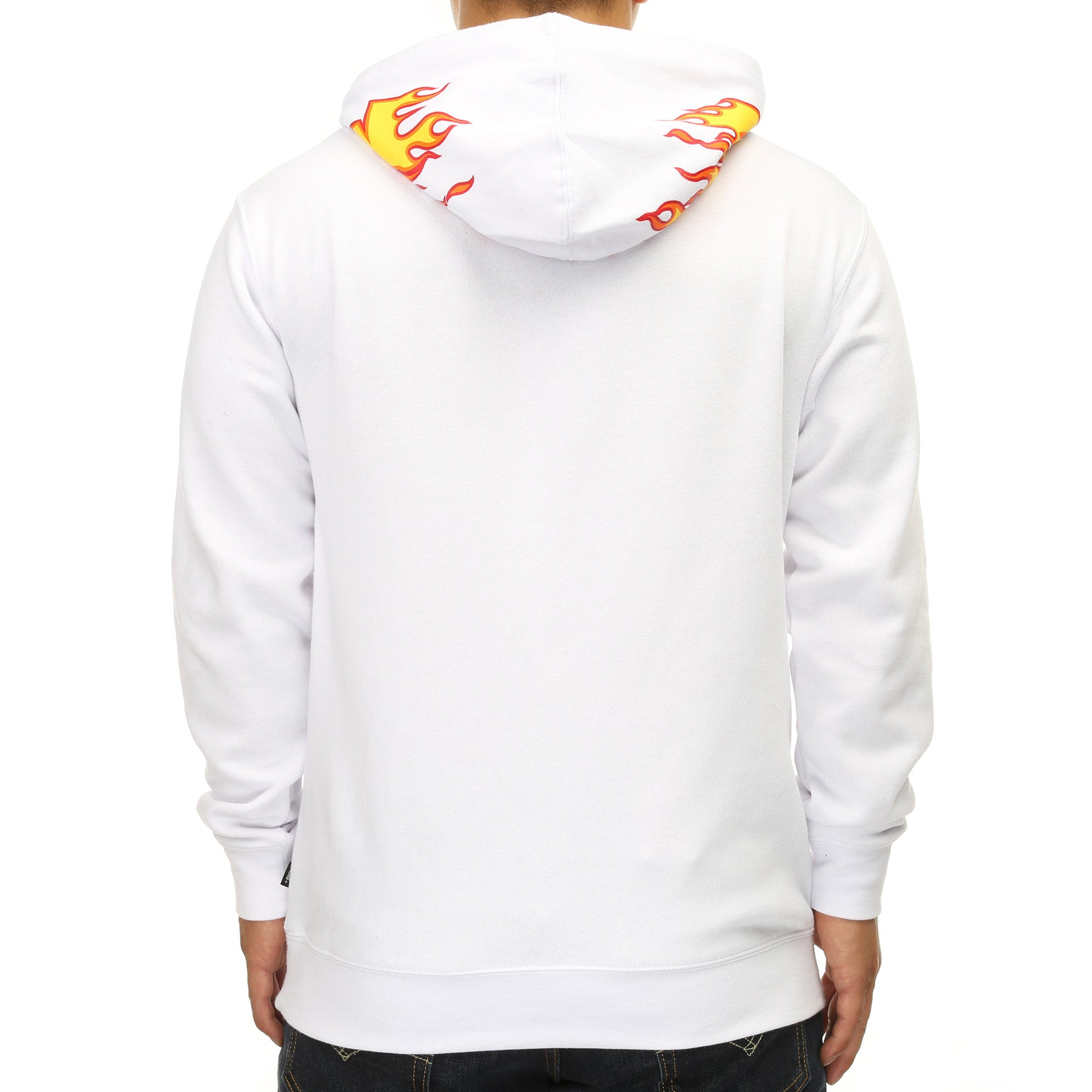 52f5e0283e42 Vans x Thrasher Pullover - White - New Star